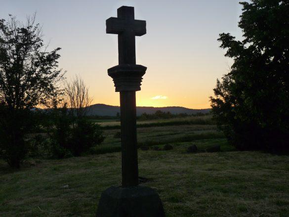 Les croix de Châteaugay