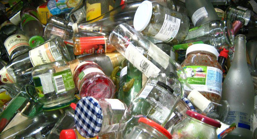 recylage du verre